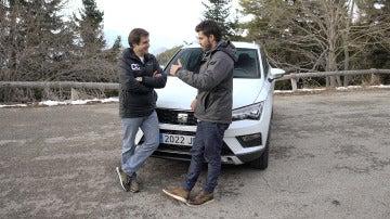 Entrevista Maxi Iglesias SEAT Ateca