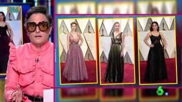 Josie analiza las peor vestidas de los Oscar