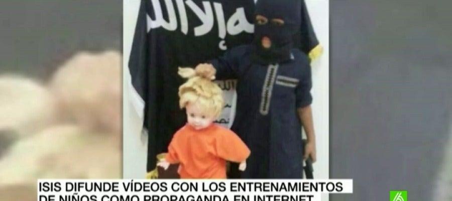 La ONU denuncia que el Estado Islámico adoctrina a niños en Siria y los utiliza como soldados