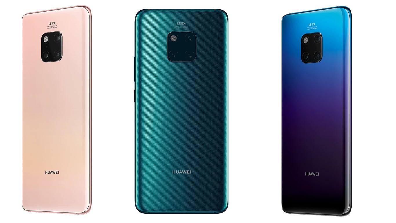 2ae03c512e7 Así es el Huawei Mate 20 Pro, el primer móvil que puede cargar la batería  de otro móvil | TECNOXPLORA