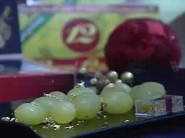 Llegan las tradicionales uvas