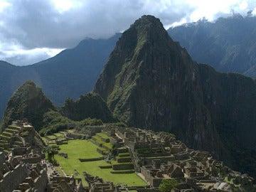 Lluvias torrenciales en Machu Picchu