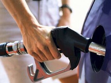 La gasolina, más barata