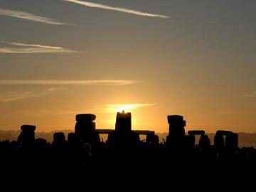 Solsticio de verano en Stonehenge