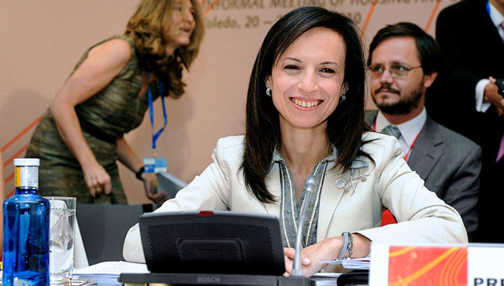Beatriz Corredor, exministra socialista de Vivienda
