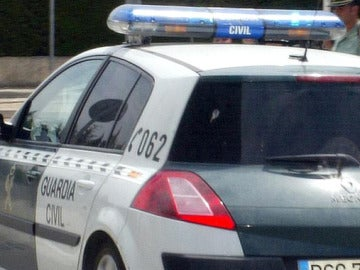 Un coche de la Guardia Civil (Archivo)