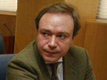 Juan Soler, portavoz adjunto del Grupo Popular en Madrid