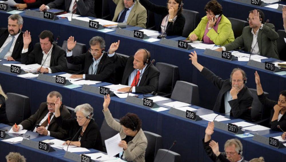 Miembros del Parlamento Europeo