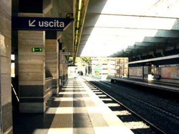Estación de metro de Roma