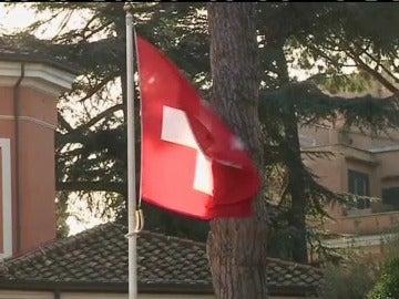 Imagen de la bandera de Suiza