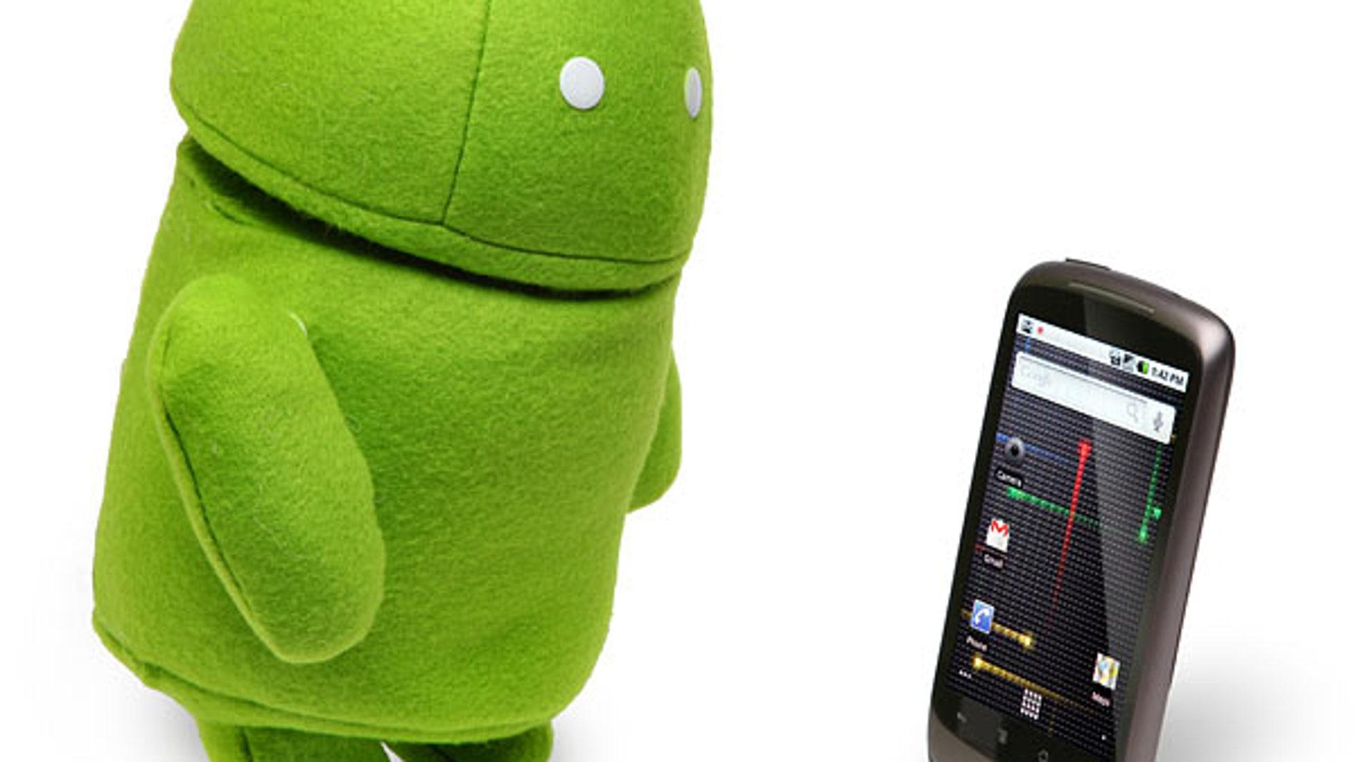 Android, el sistema operativo móvil de Google