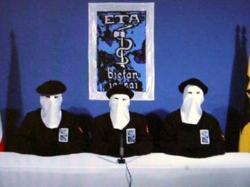 Imagen del vídeo del comunicado de ETA