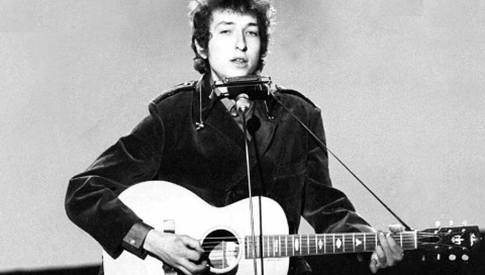 Bob Dylan en 1961