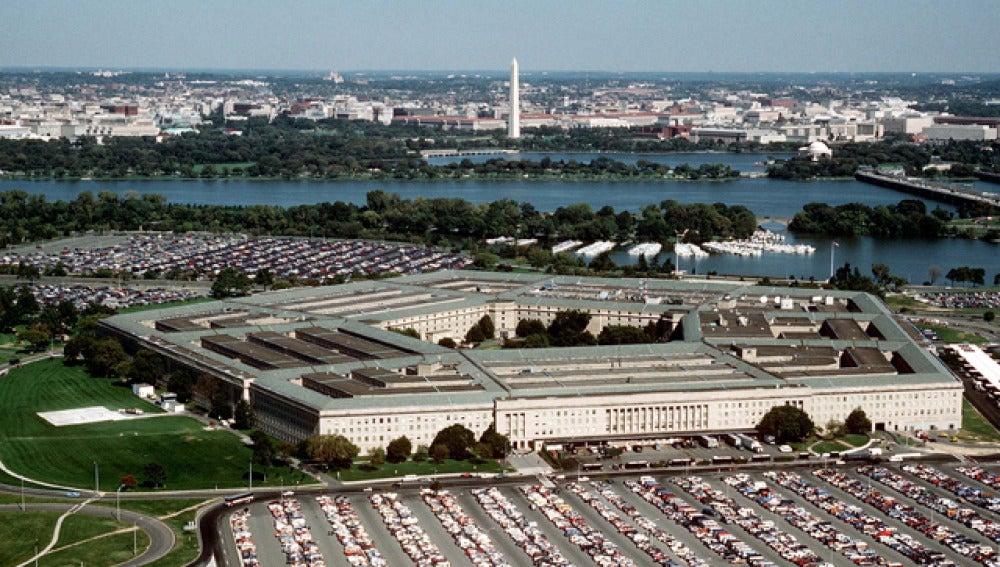 Imagen del Pentágono en Washington