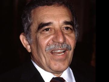 García Márquez en 1983