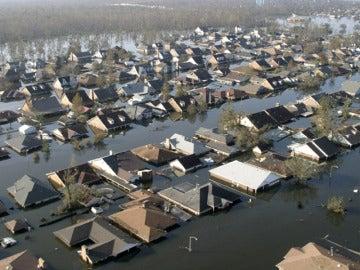 Nueva Orleans, tras el huracán Katrina