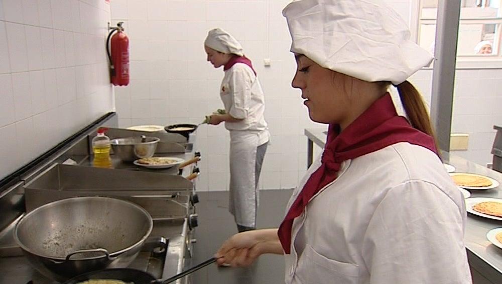 Cocineras