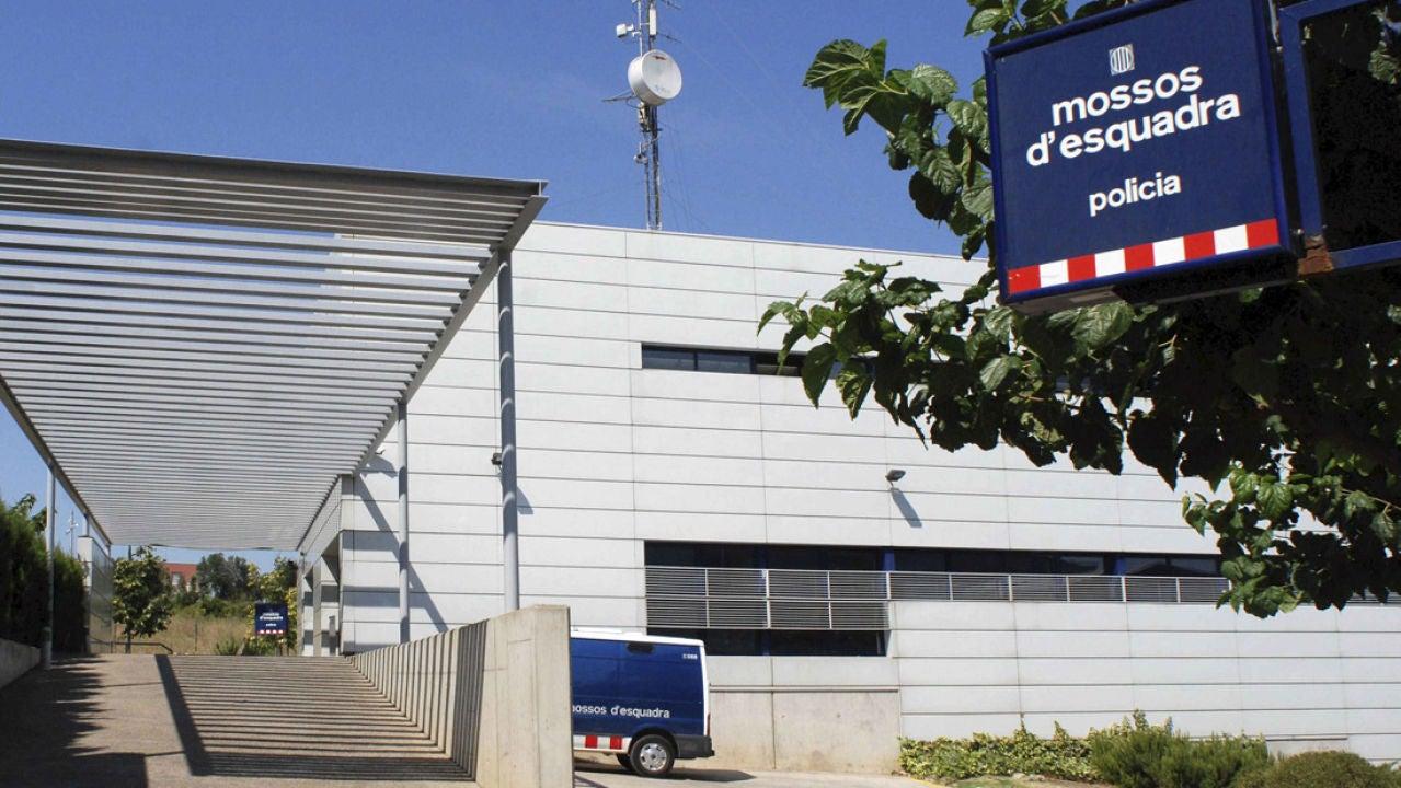 Una comisaría de los Mossos d'Esquadra