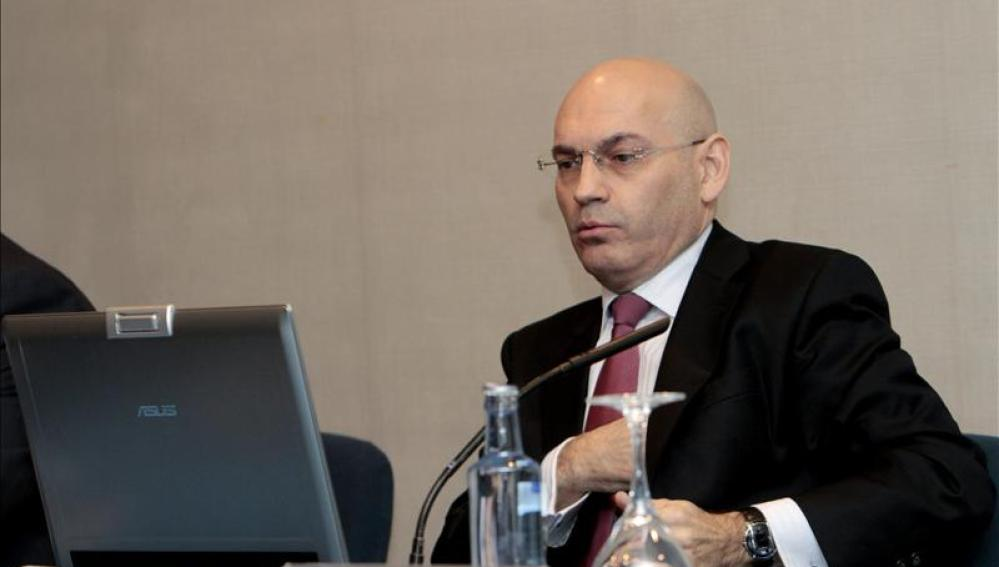 El magistrado Javier Gomez Bermúdez