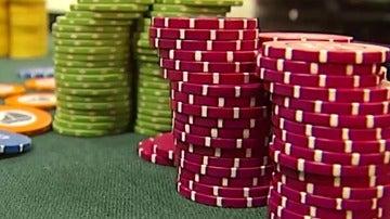 Captura fichas de casino