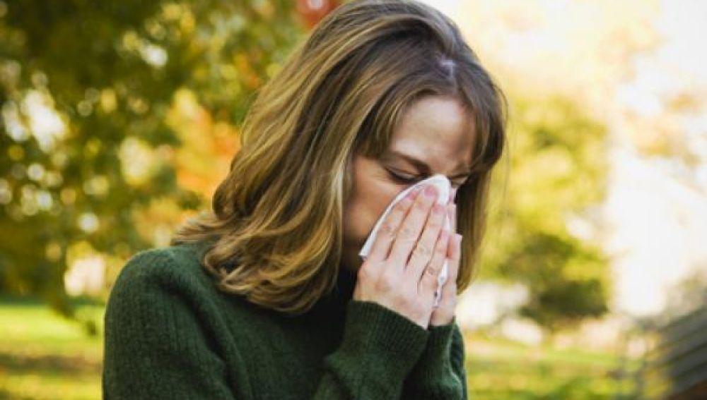 Aumentan las alergias