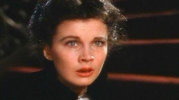 """Vivien Leigh en """"Lo que el viento se llevó"""""""