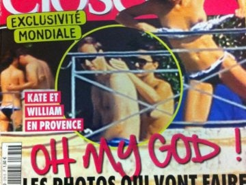 Kate Middleton en topless en la revista Closer