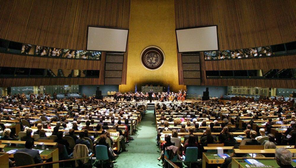 La Asamblea General vota para reconocer a Palestina como estado observador