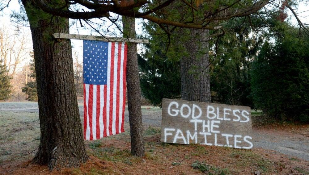 Conmoción de los vecinos de Newtown