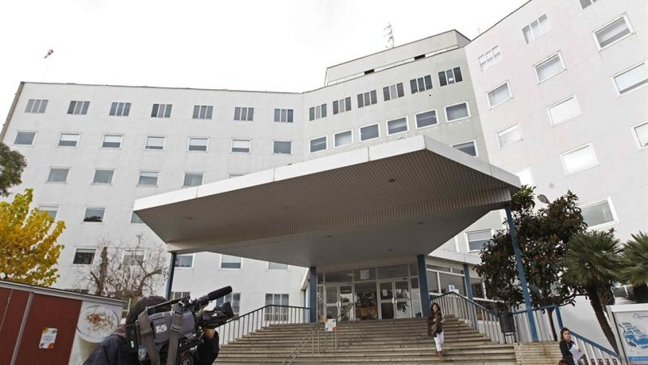 Imagen del hospital Vall d'Hebrón