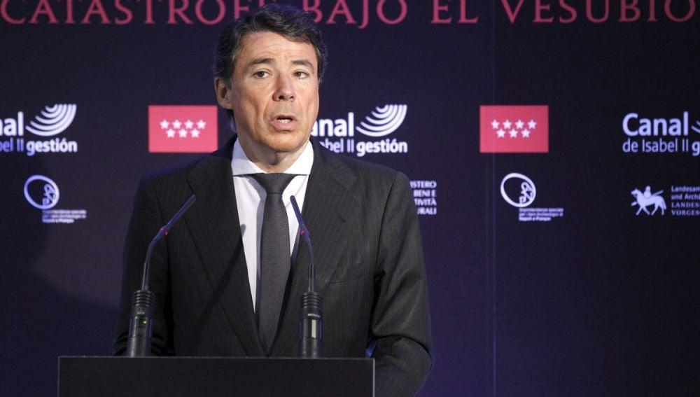 Ignacio González, Presidente de la Comunidad de Madrid (Archivo)