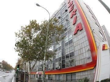 Sede central de Iberia en Madrid (Archivo)