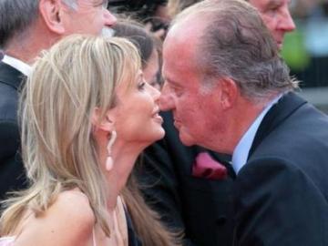 Corinna y el rey Don Juan Carlos