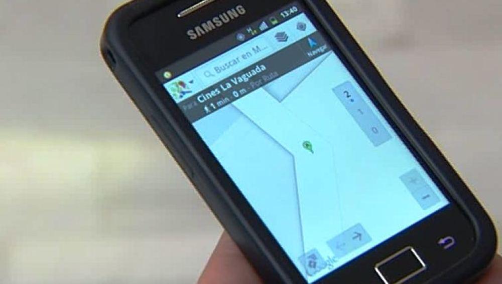 Google Maps para móviles