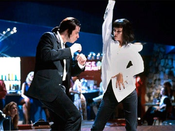 'Pulp Fiction' ganó la Palma de Oro en 1994