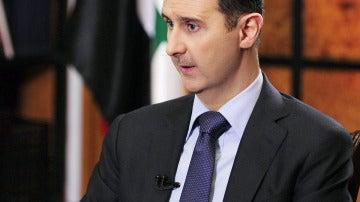 """Bashar Al-Assad: """"Renunciar a mi cargo sería huir de la responsabilidad"""""""