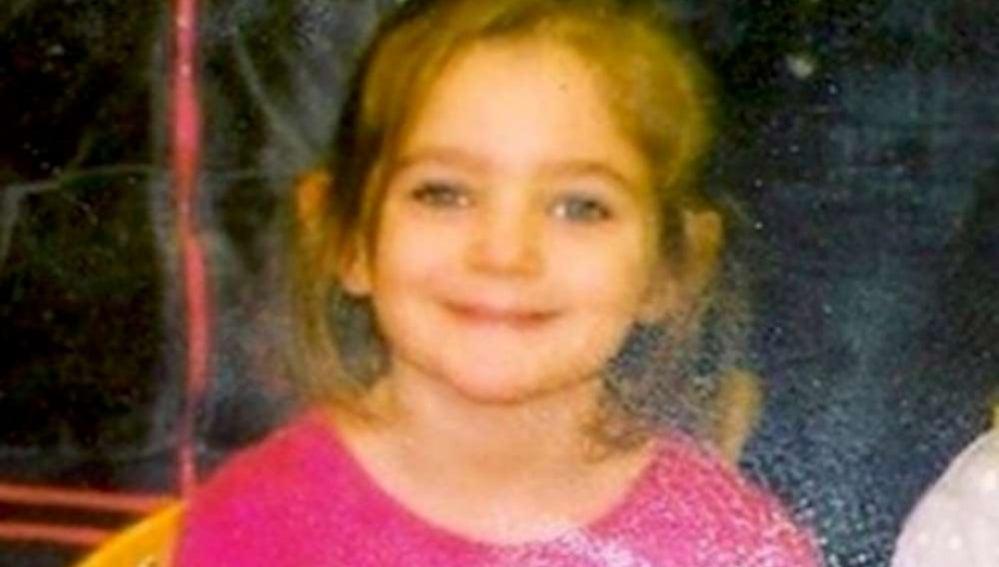 Fiona, la niña de cinco años desaparecida en Francia.