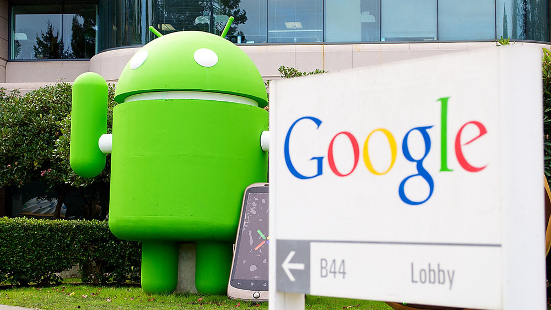 El gigante tecnológico, Google