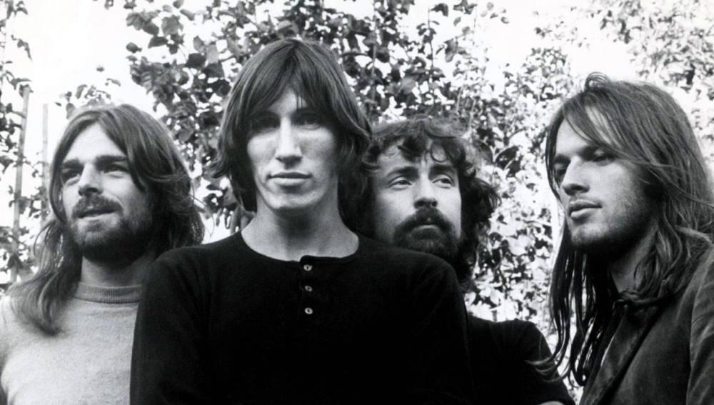 El grupo londinense, Pink Floyd