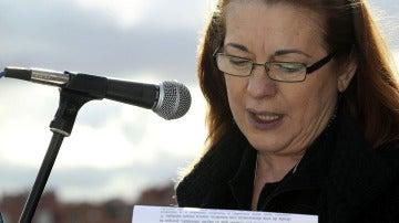 Pilar Manjón, presidenta de la Asociación 11M Víctimas del Terrorismo
