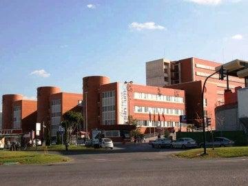 Hospital Virgen de la Arrixaca, en la provincia de Murcia
