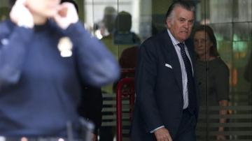 Bárcenas abandona la Audiencia Nacional
