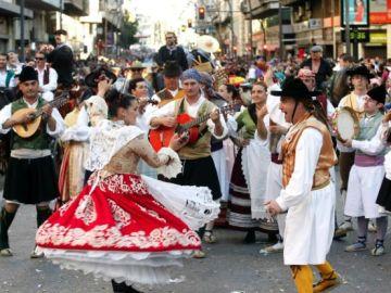 Fiestas 'Bando de la Huerta' de Murcia