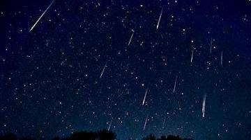Este es el calendario de las lluvias de estrellas de este verano