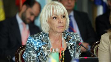 Teófila Martínez en una imagen de archivo