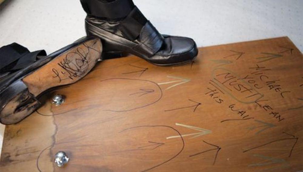 Zapatos anti-gravedad