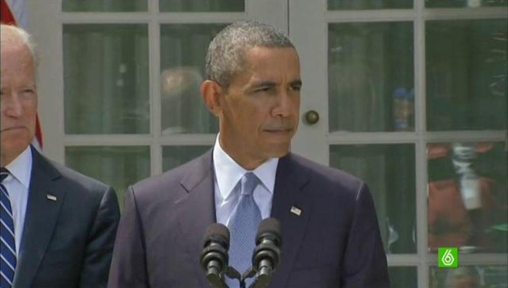 Obama buscará la autorización del Congreso antes de atacar Siria