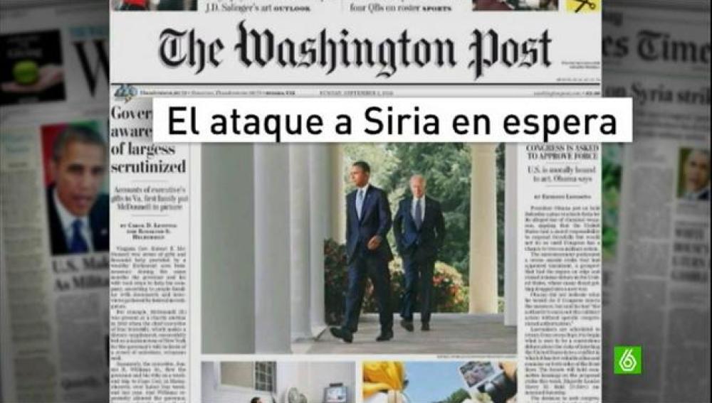 La decisión de Obama sobre Siria, a examen en los medios