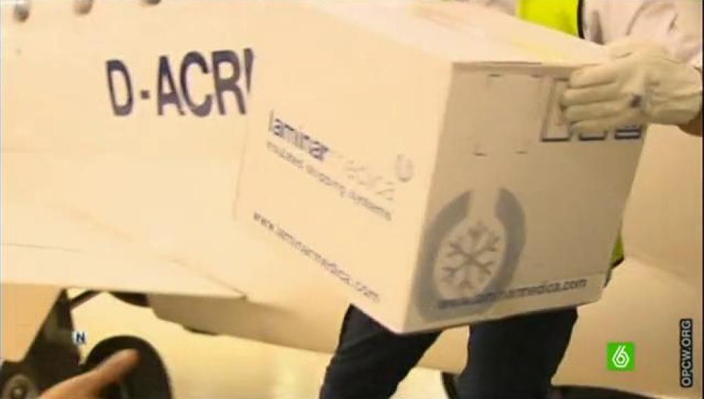 Llegan a La Haya las pruebas recogidas en Siria por los investigadores de la ONU