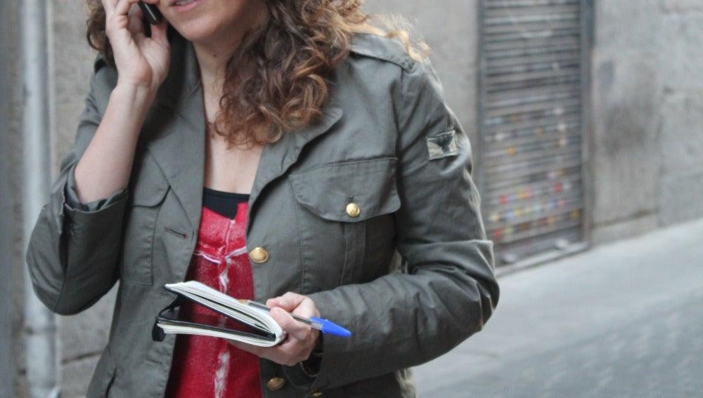 Elena Pérez, de 'Encarcelados'